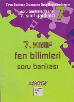 Karekök 7. Sınıf Fen Bilimleri Soru Bankası