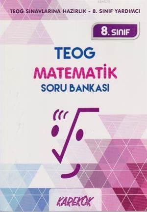 8.Sınıf TEOG Matematik Soru Bankası