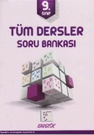 9.Sınıf Tüm Dersler Soru Bankası