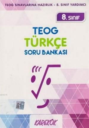 8.Sınıf Türkçe Soru Bankası Kitabı