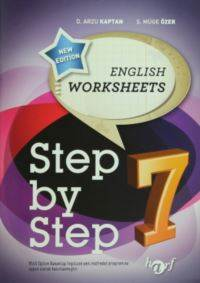 Step By Step English Worksheets -7