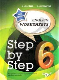 Step By Step English Practice Book 6.Sınıf