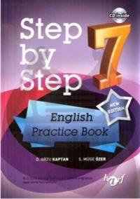 Step By Step English Practice Book 7.Sınıf
