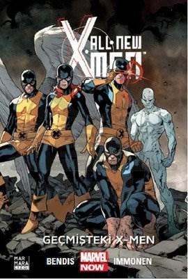 All New X-Man Geçmişteki X-Man