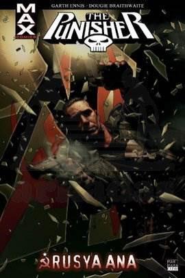 Punisher Max Cilt:3 - Rusya Ana