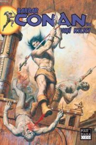 Barbar Conan'ın Vahşi Kılıcı Cilt 11