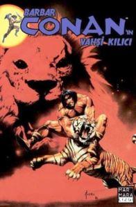 Barbar Conan'ın Vahşi Kılıcı 12
