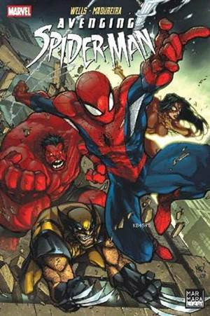 Avenging Spider-Man 1 - Hulk