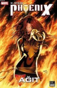 X-Man Phoenix - Ağıt