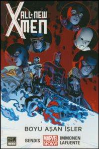 All New X-Men 03 - Boyu Aşan İşler