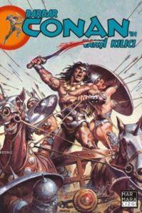 Barbar Conan'ın Vahşi Kılıcı – 15