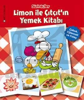 Sizinkiler Limon İle Çıtçıt'ın Yemek Kitabı
