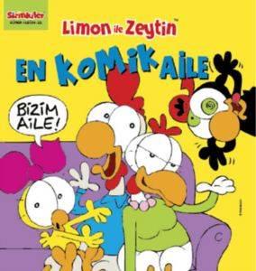 Limon İle Zeytin En Komik Aile