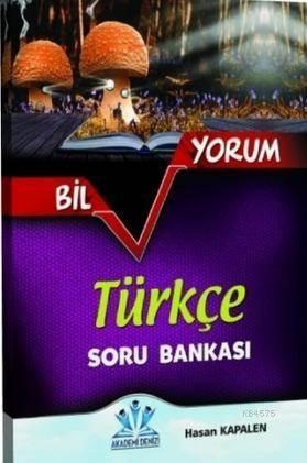 Kpss Bil Ve Yorum Genel Yet. Türkçe -Sb- 2014