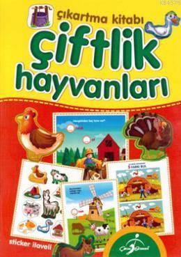 Çiftlik Hayvanları Çıkartma Kitabı