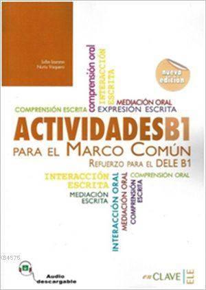 Actividades B1 Para El Marco Común; Actividades + Audio Descargable B1