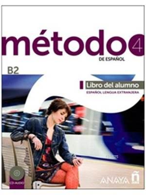 Método 4 Libro Del Alumno B2 + 2 CD