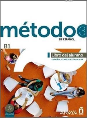 Método 3 Libro Del Alumno B1 +2 CD