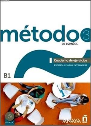 Método 3 Cuaderno De Ejercicios B1 + 2 CD