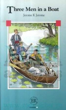 Three Men in a Boat (Book-B)