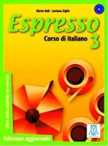 Espresso 3 B1 (Ders kitabı+CD) Orta seviye İtalyanca