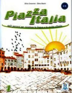 Piazza Italia 1 (İtalyanca Okuma) A1-B1