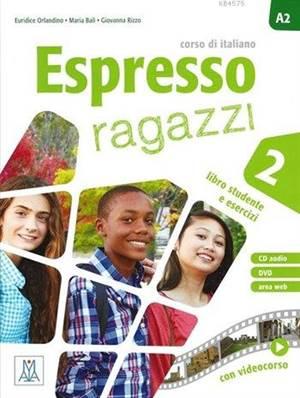 Espresso Ragazzi - 2 (A2); CD + DVD