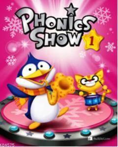 Phonics Show 1 +2 Hybride Cds