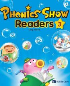 Phonics Show Readers 3 +CD