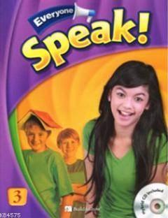 Everyone Speak 3 with Workbook +Hybrid CD (CDROM&Audio)