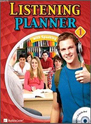 Listening Planner 1 With WB + MP3 CD; İngilizce