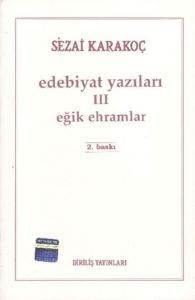 Edebiyat Yazıları 3