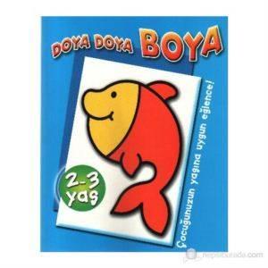 Doya Doya Boya 2-3 Yaş