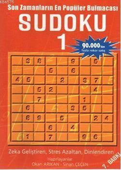 Sudoku; Son Zamanların En Popüler Bulmacası
