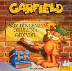 Garfield Söz Dinlememe Okuluna Gidiyor