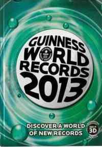 Guinness Rekorlar Kitabı 2013