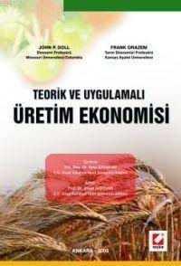 Üretim Ekonomisi