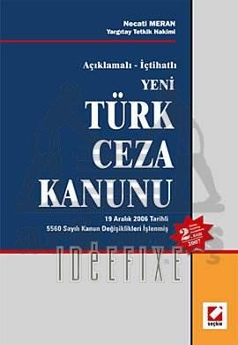 Yeni Türk Ceza Kanunu