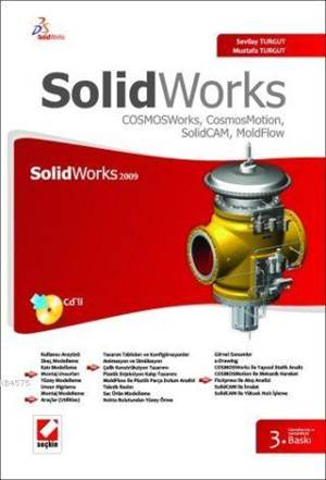 SolidWorks 2009 CD'li
