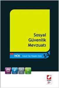 Sosyal Güvenlik Mevzuatı Hukuk Cep Kitapları