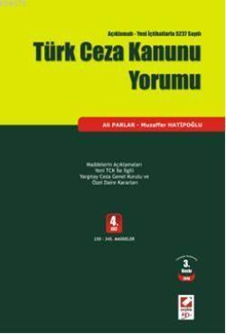 Türk Ceza Kanunu Yorumu