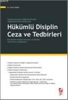 Hükümlü Disiplin Ceza ve Tedbirleri