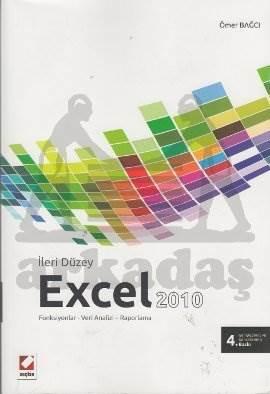 İleri Düzey Excel 2010
