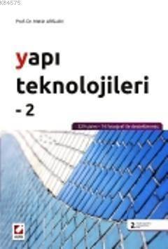 Yapı Teknolojileri – 2