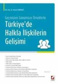 Türkiye'de Halkla İlişkilerin Gelişimi