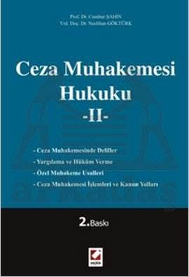 Ceza Muhakemesi Hukuku – 2