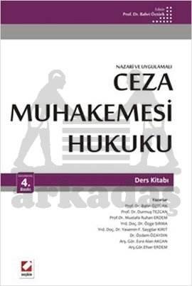 Ceza Muhakemesi Hukuku Ders Kitabı (5. Baskı)