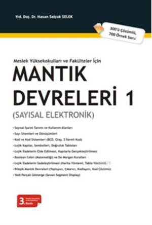 Mantik Devreleri - 1; Sayisal Elektronik
