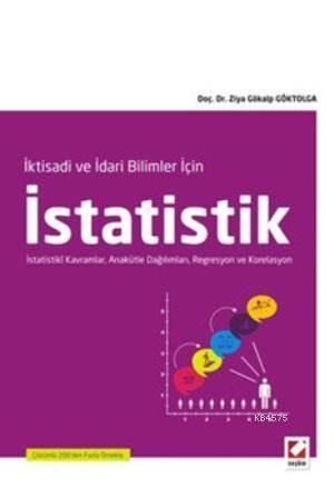 Iktisadi ve Idari Bilimler için Istatistik