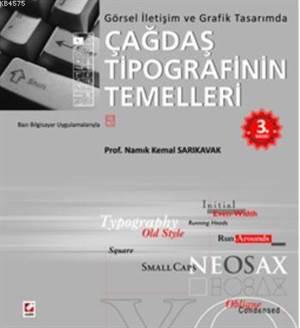 Çagdas Tipografinin Temelleri; Görsel Iletisim ve Grafik Tasarimda